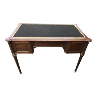 19 Century French Napoleon Lll Desk For Sale