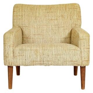Hans Wegner AP-33 Lounge Chair For Sale