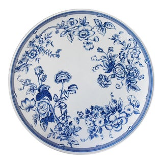 "1970s Spode ""Clifton"" Cheese Platter For Sale"