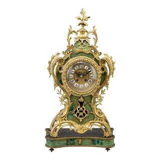 1900s Gustav Becker Mantle Clock For Sale
