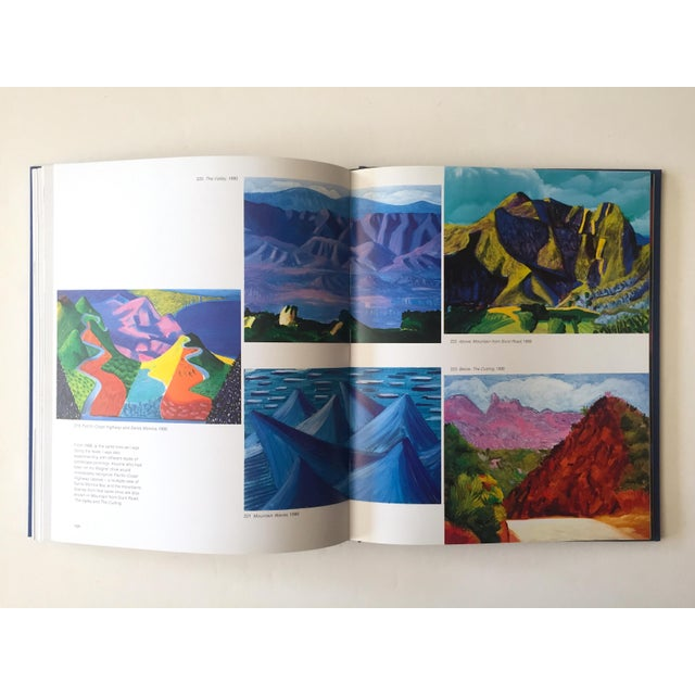 """David Hockney """" That's the Way I See It """" Vintage 1993 First Edition Hardcover Pop Art Book For Sale - Image 9 of 13"""