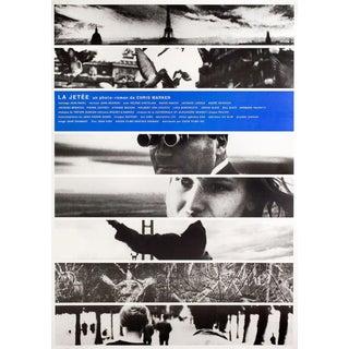 La Jetee 1999 Japanese B1 Film Poster For Sale