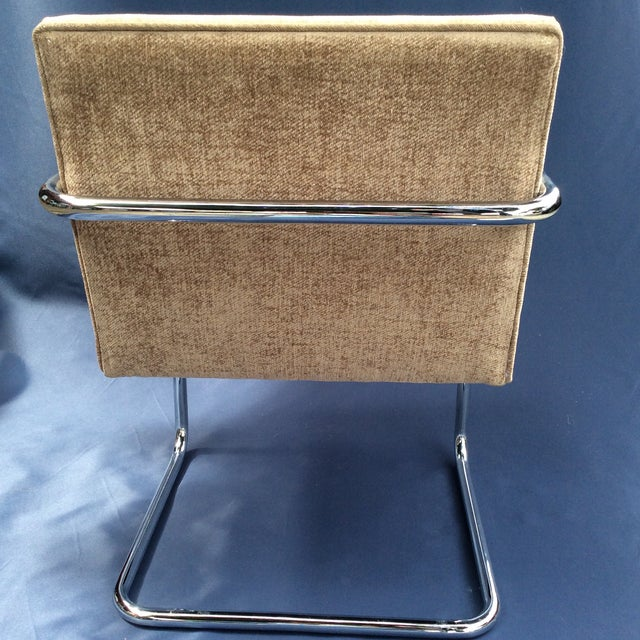 2000 - 2009 Tubular Modern Brno Chair by Knoll For Sale - Image 5 of 6