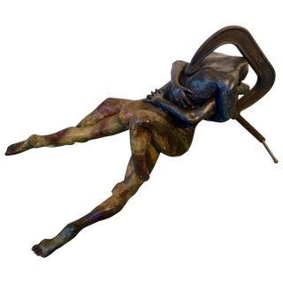 """Steven Michael Beck """"They'd Always Have Paris"""" Sculpture, 2015 For Sale"""