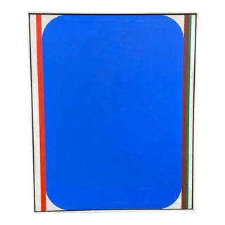 1960s Monumental Russell Arnold Painting For Sale