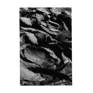 Stone Detail Black and White Photo by Garo For Sale