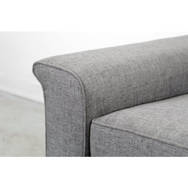 Fabric Dunbar Sofa by Edward Wormley For Sale - Image 7 of 8