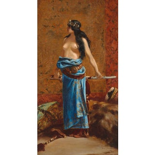 Judith by Jean-Joseph Benjamin-Constant For Sale