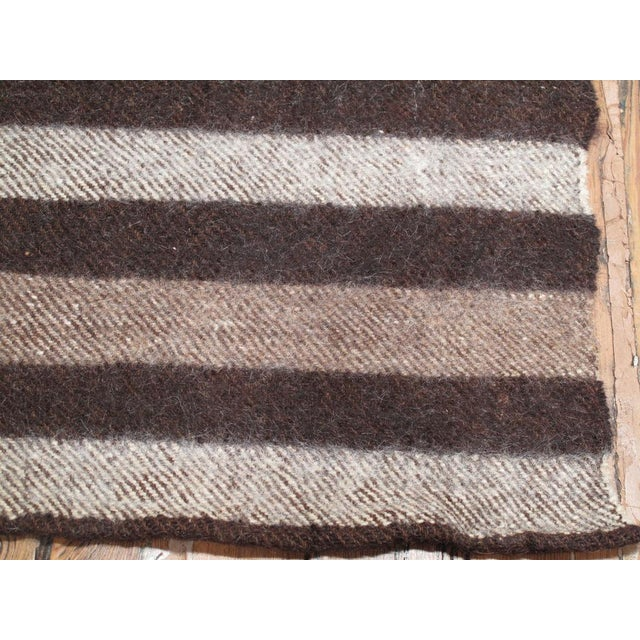 1960s Pomak Kilim or Blanket For Sale - Image 5 of 6