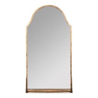 Bette Shelf Wall Mirror, Antique Bronze For Sale