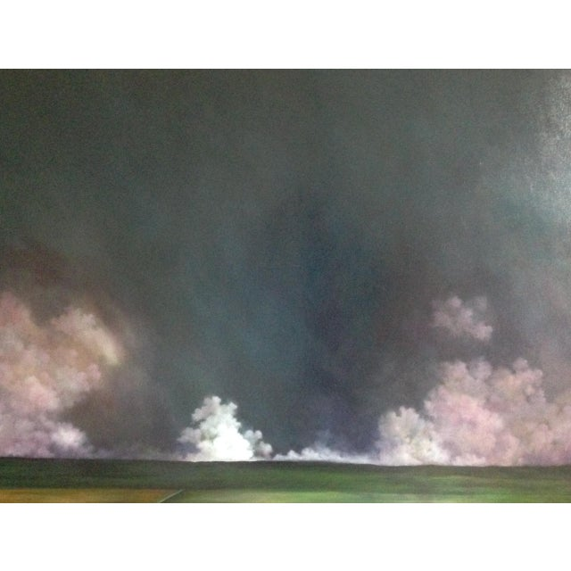 """""""Away"""" Oil Painting - Image 2 of 4"""