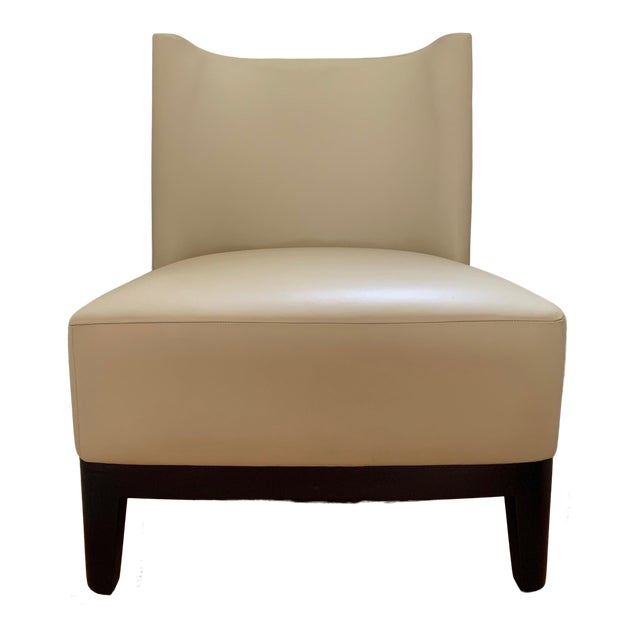 Christian Liaigre at Holly Hunt Mandarin Chair For Sale
