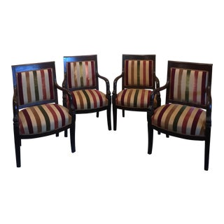 French Empire Armchairs - Set of 4