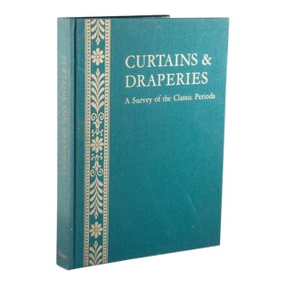 Curtains and Draperies Design Book, 1967