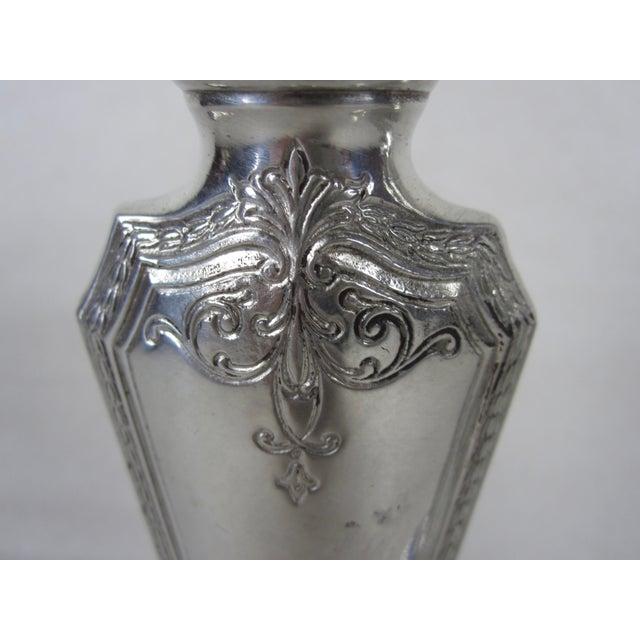 Art Deco Salt & Pepper Shakers- A Pair For Sale In Philadelphia - Image 6 of 8
