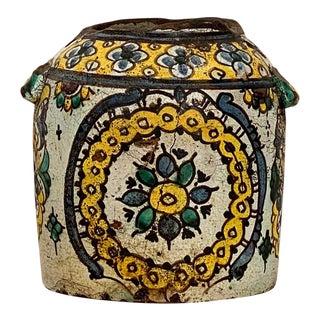 Circa 19th Century Butter Jar, Morocco For Sale