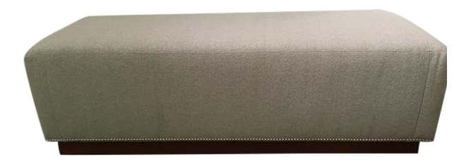 Ralph Lauren Home Modern Hollywood Bed Bench (Unused)