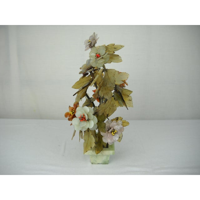 Vintage Asian Stone Tree - Image 7 of 10
