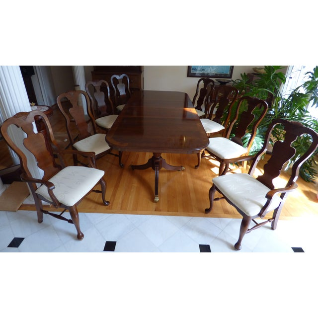 Queen Anne Dining Room Set - Image 2 of 7