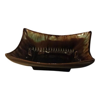 Pfaltzgraff Mid-Century Modern Dip Glazed Ashtray