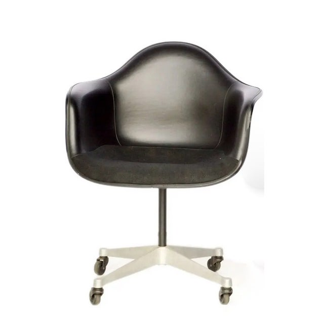 1960s Vintage Eames for Herman Miller Office Chair For Sale - Image 5 of 5