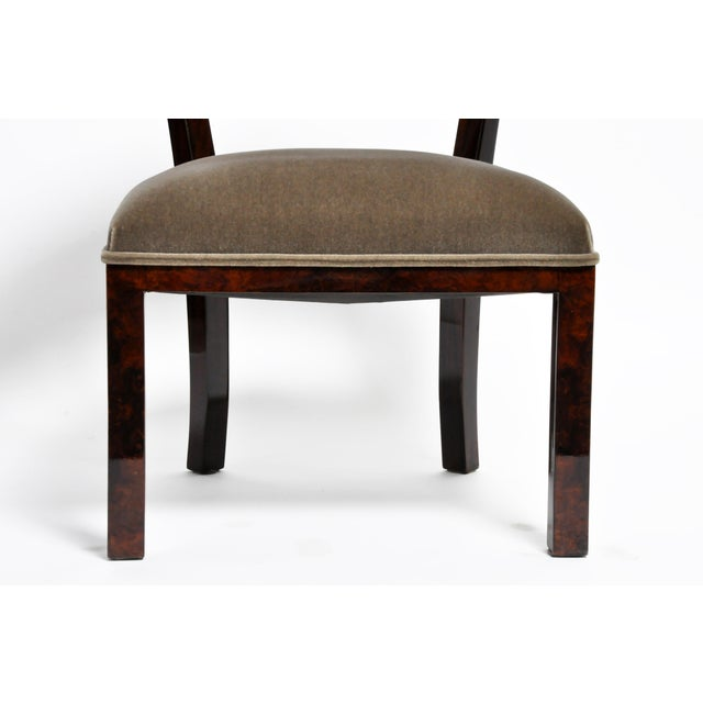 Brown Klismo Chair For Sale - Image 8 of 13