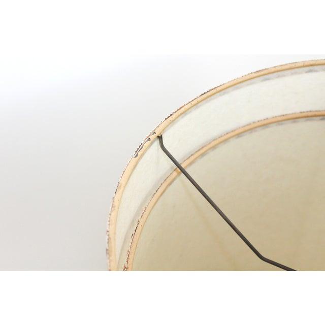 Danish Modern Walnut Tripod Lamps - A Pair - Image 9 of 10