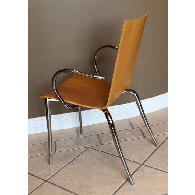 Contemporary Philippe Starck for Driade Olly Tango Armchair For Sale - Image 3 of 7