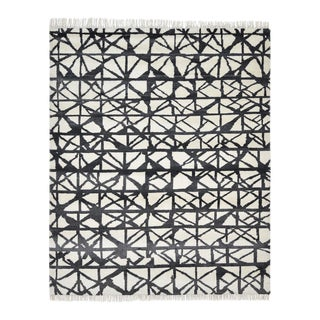 Randolph, Hand-Knotted Area Rug - 8 X 10 For Sale