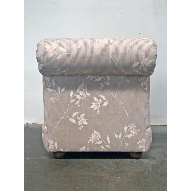 Thayer Coggin Milo Baughman for Thayer Coggin Slipper Chair For Sale - Image 4 of 5