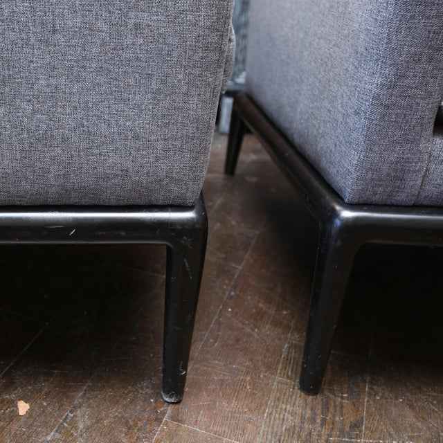 Pair of Martin Brattrud of California Club Chairs For Sale In New York - Image 6 of 8