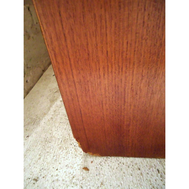 Mid-Century Modern Danish Credenza For Sale - Image 10 of 11