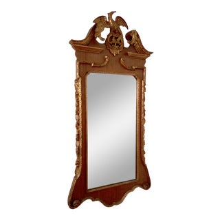 Vintage Federal Wall Mirror For Sale