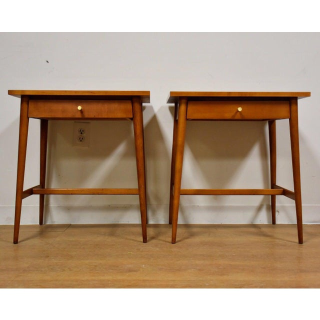 Paul McCobb Planner Group Nightstands - a Pair - Image 2 of 11
