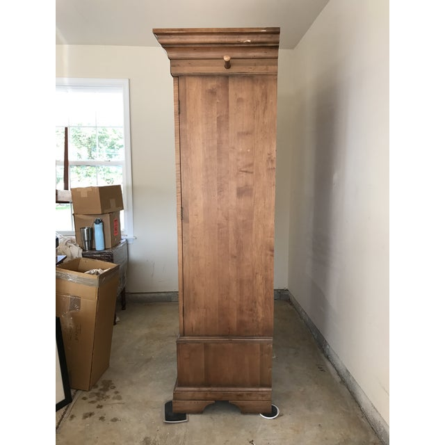 Ethan Allen New Country Armoire For Sale - Image 9 of 11