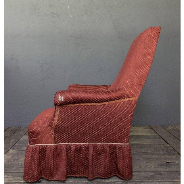 Napoleon III Armchair - Image 3 of 9