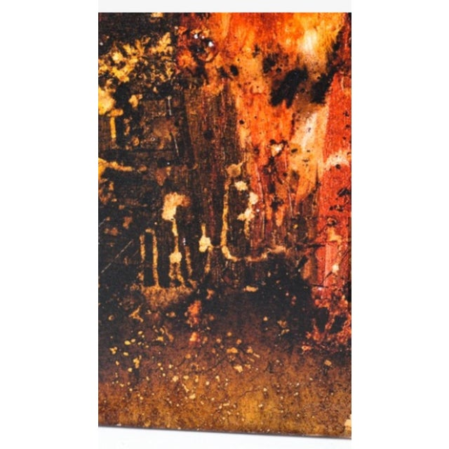 Michael Leah Keck Abstract Giclee Print - Image 2 of 7