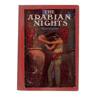 "1925 ""The Arabian Nights"" Book For Sale"