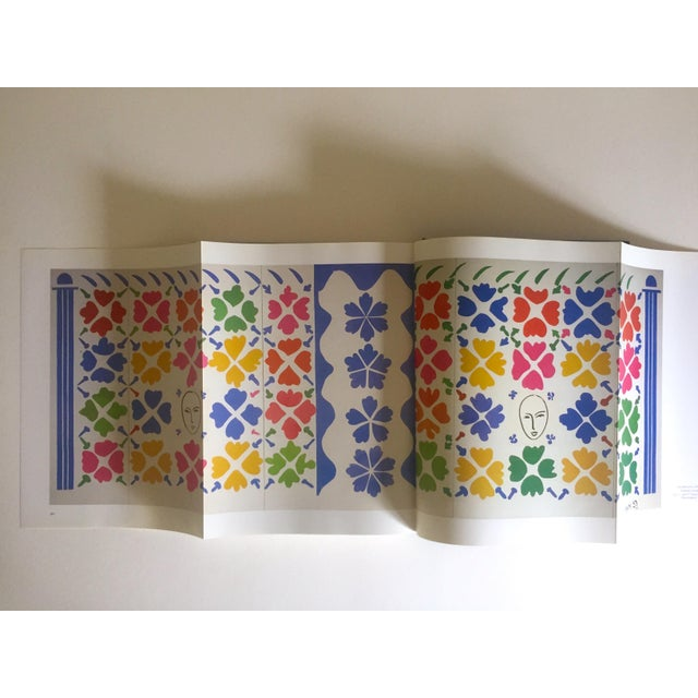 """1990s """" Matisse Retrospective """" Rare 1990 Iconic Oversized Volume Collector's Hardcover Art Book For Sale - Image 5 of 13"""
