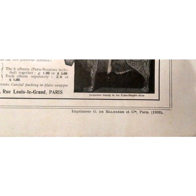 "1926 La Vie Parisienne ""Posing Pretty"" Prints - Pair - Image 10 of 10"