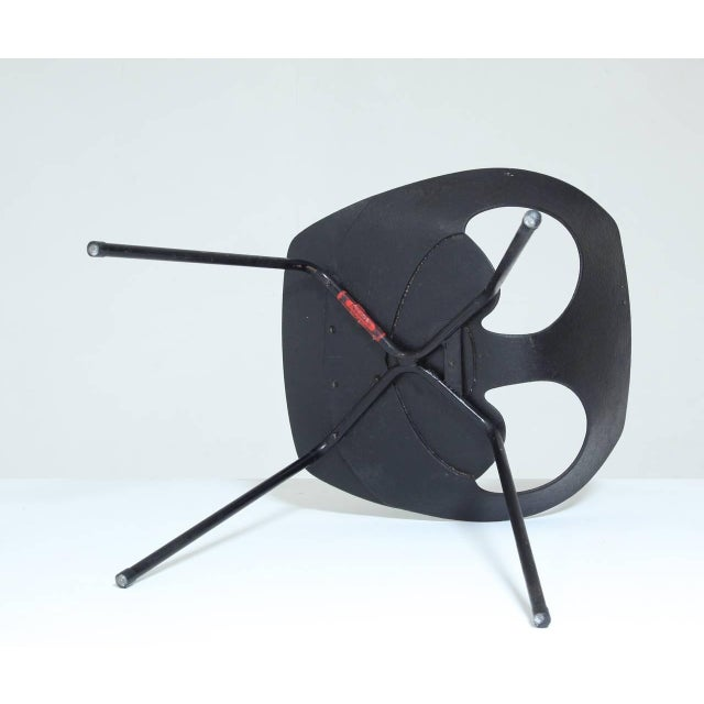 Metal Rare Version of the C3 Chair by Frank Guille For Sale - Image 7 of 8