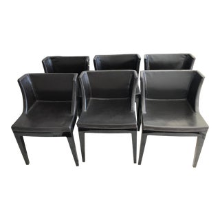 Starck Mademoiselle Dining Chairs - Set of 6