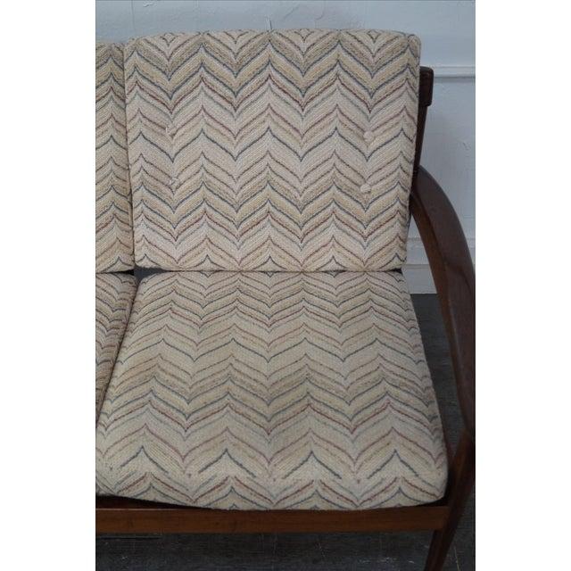 Ole Wanscher P. Jeppsen Rosewood Vintage Danish Sofa - Image 5 of 10