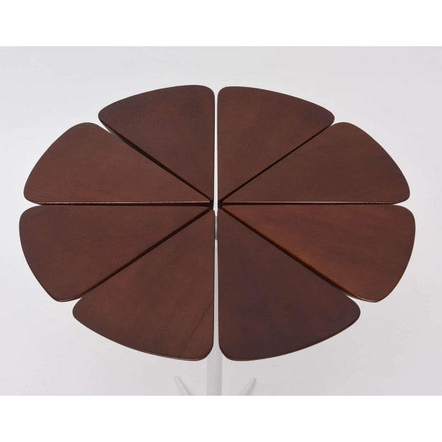 Knoll International Pair of Richard Schultz Petal Side Tables For Sale - Image 4 of 10