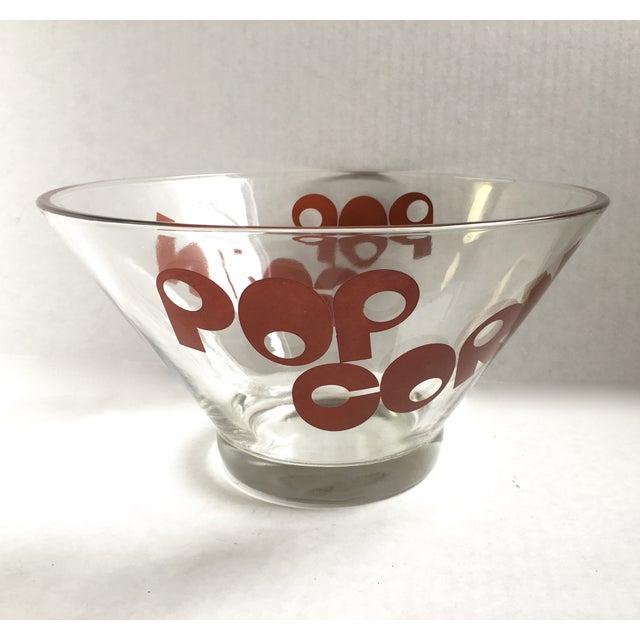 Mid-Century Popcorn Bowl - Image 4 of 4