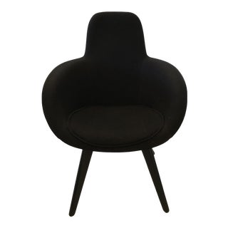 Tom Dixon High Back Scoop Chair For Sale