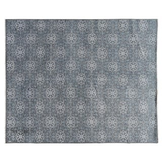 Stark Studio Rugs Contemporary Traditional Oriental Wool Rug - 9′ × 12′ For Sale