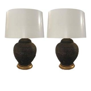 Bradburn Home Kismet Table Lamps - A Pair