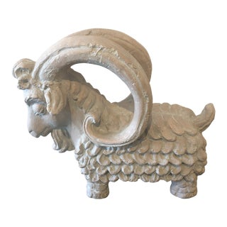 Austin Ram Pottery Sculpture For Sale