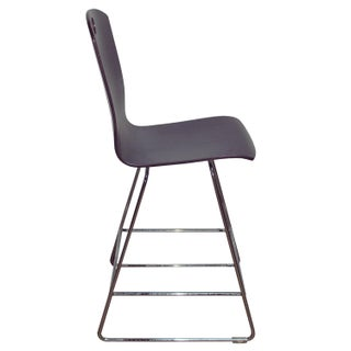 "Modern Purple Leland International ""The Marquette"" Bar Chair Preview"